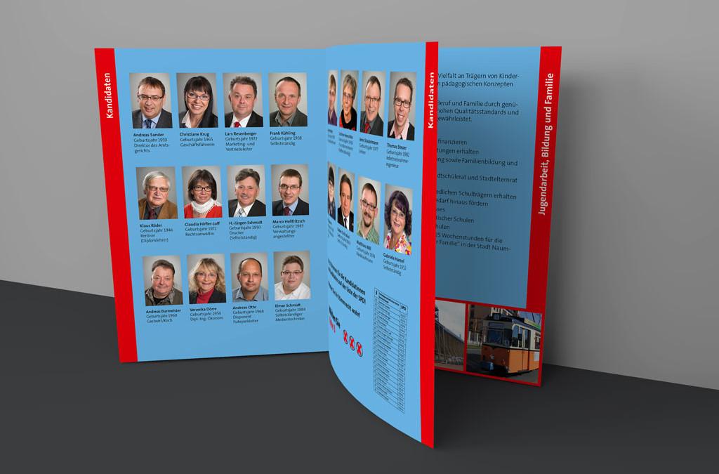 SPD Naumburg Broschur